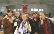 Taekwondo Việt Nam giành huy chương tất cả các nội dung tham dự tại Giải Vô địch Quyền quốc tế Pháp mở rộng.