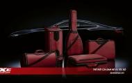 Chiêm ngưỡng BST túi xách Montblanc thiết kế riêng cho chủ xe BMW 8-Series