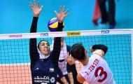 Triều Tiên thị uy sức mạnh tại giải bóng chuyền nữ quốc tế