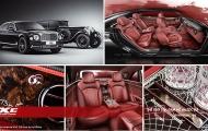 Việt Nam sẽ nhận được 1 trong 100 chiếc Bentley Mulsanne W.O. Edition phiên bản đặc biệt