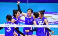 Thắng thuyết phục, tuyển Triều Tiên vô địch giải bóng chuyền quốc tế