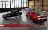 Diện mạo mới lạ của bán tải Ford F-150 sau khi khoác gói độ Aero X