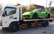 Siêu phẩm Porsche 911 GT3 RS xanh cốm siêu hiếm lộ diện tại Việt Nam