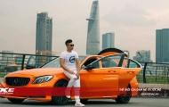 Chiêm ngưỡng xế độ Mercedes C300 AMG của doanh nhân 9X Sài Gòn