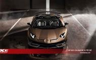 Siêu phẩm Lamborghini Aventador SVJ Roadster chính thức trình làng, giá từ 13,5 tỷ đồng