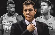 Ban huấn luyện Lakers từng cố giữ chân Brook Lopez và Julius Randle