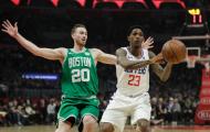 """Boston Celtics cúi đầu trước """"siêu dự bị"""" Lou Williams"""