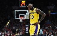 LeBron James tiếp tục nhận sự chỉ trích từ một quan chức cấp cao tại NBA