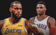 LeBron James ủng hộ Russell Westbrook sau sự cố phân biệt chủng tộc