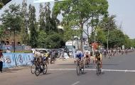 Chặng 7 giải xe đạp nữ quốc tế Bình Dương lần 9: Áo xanh xuất sắc thuộc về êkip Thái Lan