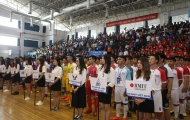 Khai mạc giải Thể thao sinh viên (VUG) lần 7 tại TP. HCM và Thái Nguyên