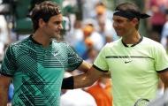 Nadal nói lời thật lòng về việc Federer tái xuất đất nện