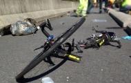 Cua-rơ 19 tuổi bị xe tải đâm thiệt mạng vì đi nhầm đường đua
