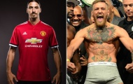 McGregor rủ Ibrahimovic, Paul Pogba đánh nhau, ca ngợi Ronaldo hết lời