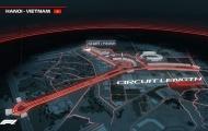 Đường đua F1 tại Hà Nội sẽ xây xong trong vòng 1 năm