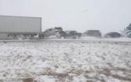 Thời tiết xấu hạn chế tầm nhìn, 100 xe đâm liên hoàn tại Mỹ