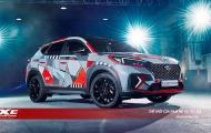 Chiêm ngưỡng Hyundai Tucson N Line phiên bản nghệ thuật trừu tượng