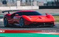 'Thai nghén' từ 2015, Ferrari P80/C chính là kiệt tác độc bản đỉnh nhất nhà ngựa chồm