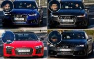Cùng chiêm ngưỡng dàn Audi của các sao Barcelona