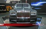 Rolls-Royce Cullinan đã chính thức ra mắt giới nhà giàu nước láng giềng