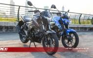 Soi chi tiết Suzuki GSX150 Bandit – Chiếc naked bike đáng cân nhắc trong phân khúc côn tay 150cc