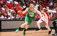 Gordon Hayward rực sáng trong chiến thắng của Boston Celtics