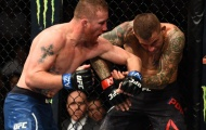 Justin Gaẹthje là tay đấm bạo lực nhất UFC