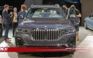 BMW X7 dính lệnh triệu hồi vì lỗi liên quan ghế ngồi
