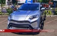 Cuộc 'biến hình thất bại' của một chiếc Honda HR-V thành siêu SUV Lamborghini Urus