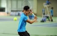 Hạt giống số 1 Văn Phương vào tứ kết giải quần vợt VTF Pro Tour 200