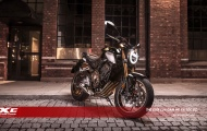 Mẫu nakedbike mới đến Việt Nam Honda CB650R có gì đáng đồng tiền?