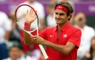 Federer được hưởng lợi tại Olympic Tokyo 2020