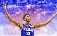 Joel Embiid có chuỗi Double-double dài nhất lịch sử Philadelphia 76ers
