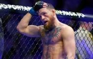 """Conor Mcgregor đứng đầu danh sách võ sĩ """"sạch"""" nhất UFC"""