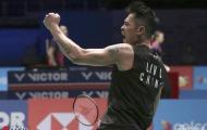 Hạ hạt giống số 2, Lin Dan vào chung kết giải cầu lông Malaysia Open