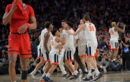 Bùng nổ trong hiệp phụ, Virginia Cavaliers lần đầu lên ngôi vô địch