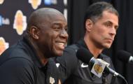 Magic Johnson từ chức chủ tịch Lakers