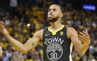 Stephen Curry sẽ không trở lại trong trận đấu với Pelicans
