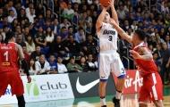 Ghi trên 100 điểm, Hong Kong Eastern khiến 'nhà vua' băng hà