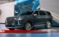 Hyundai Palisade 2020 'chào' Đông Nam Á, giá từ 1,5 tỷ đồng