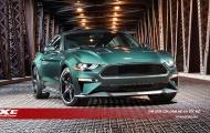 Trộm 'ngựa hoang' Ford Mustang, diễn biến cứ như phim