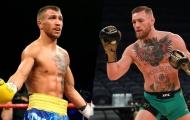 Vasyl Lomachenko thách đấu McGregor trên sàn Boxing