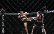 Bông hồng gốc Việt đả bại đối thủ Indonesia ở sàn MMA lớn nhất châu Á
