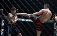 Martin Nguyễn bảo vệ thành công đai vô địch