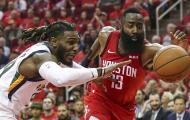 Rockets đè bẹp Jazz nhờ điểm tựa phòng ngự