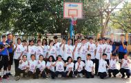 CLB Poseidon & giấc mơ phát triển bóng rổ Ninh Thuận