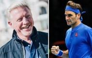 Thầy cũ Djokovic: 'Rất khó để nói Federer là tay vợt vĩ đại nhất lịch sử'