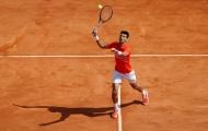 Bị loại sớm nhưng Djokovic vẫn 'nổ'