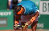 Gục ngã trước Fognini, Rafael Nadal bị loại sốc ở Monte Carlo