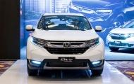 CR-V 2018 tiếp tục giữ vững danh hiệu mẫu xe bán chạy nhất của Honda trong tháng 3.2019